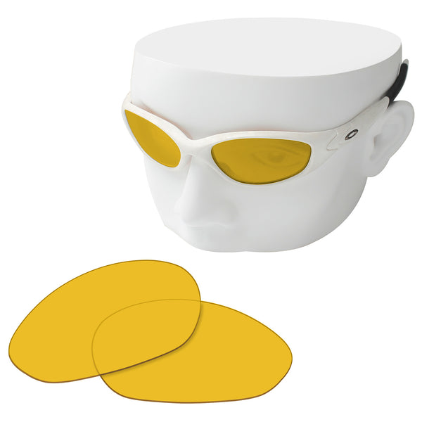 OOWLIT Replacement Lenses for Oakley Minute 2.0 Sunglass