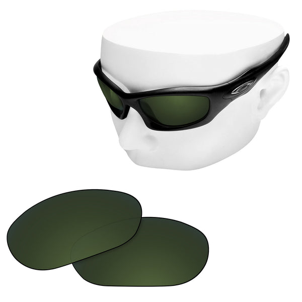 OOWLIT Replacement Lenses for Oakley Monster Dog Sunglass