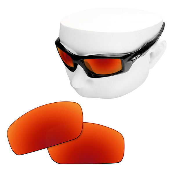 OOWLIT Replacement Lenses for Oakley Monster Pup Sunglass