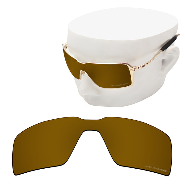 OOWLIT Replacement Lenses for Oakley Probation Sunglass