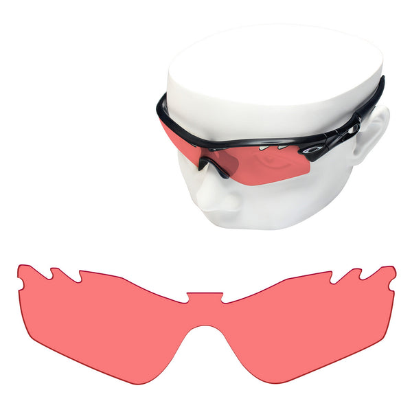 OOWLIT Replacement Lenses for Oakley Radar Path Vented Sunglass