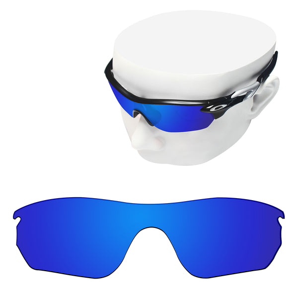 OOWLIT Replacement Lenses for Oakley RadarLock Edge Sunglass