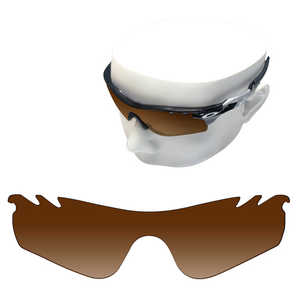 OOWLIT Replacement Lenses for Oakley RadarLock Path Vented Sunglass