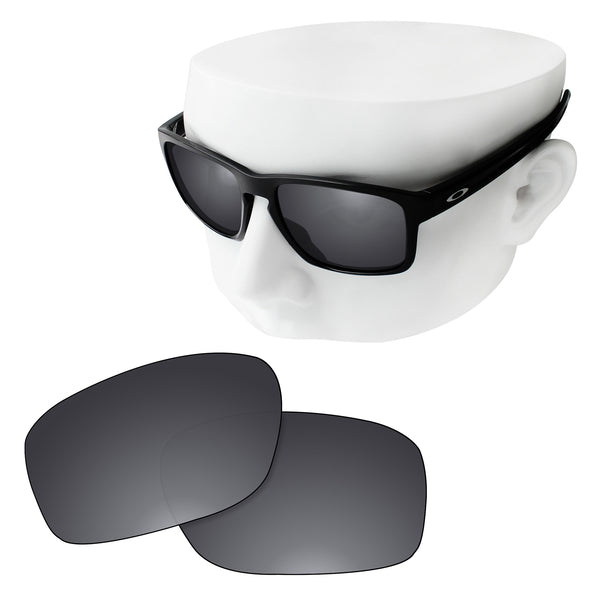 OOWLIT Replacement Lenses for Oakley Sliver Sunglass
