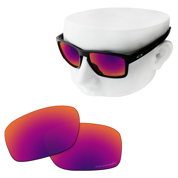 OOWLIT Replacement Lenses for Oakley Sliver F Sunglass
