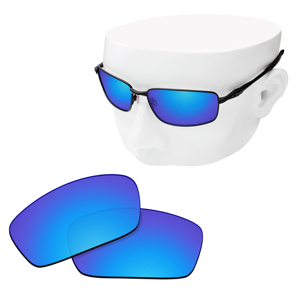OOWLIT Replacement Lenses for Oakley Splinter Sunglass