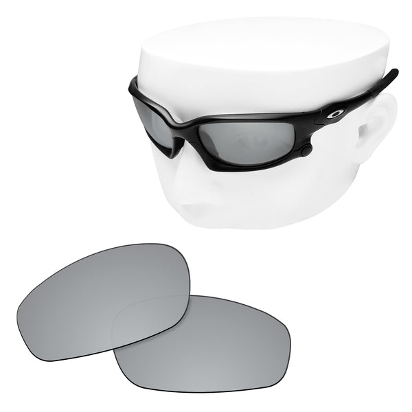 OOWLIT Replacement Lenses for Oakley Split Jacket Sunglass