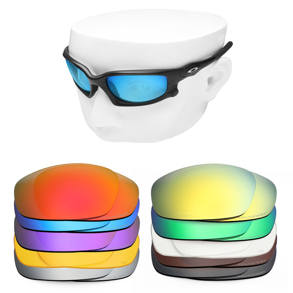 oakley split jacket replacement lenses polarized