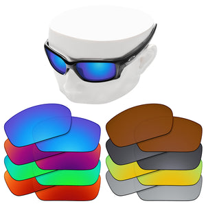 oakley straightlink replacement lenses polarized