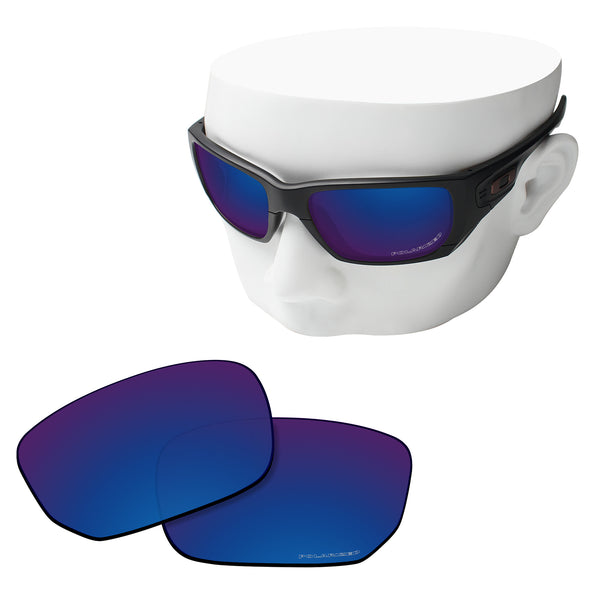 OOWLIT Replacement Lenses for Oakley Style Switch Sunglass