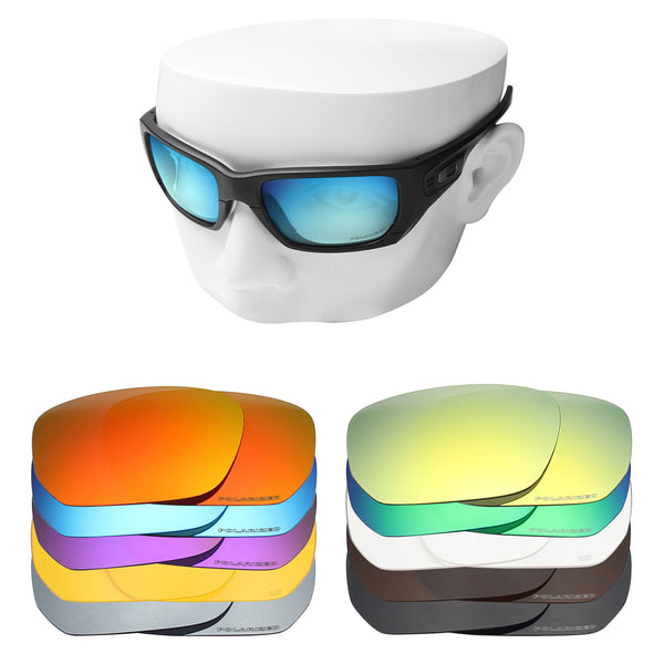 oakley style switch replacement lenses polarized
