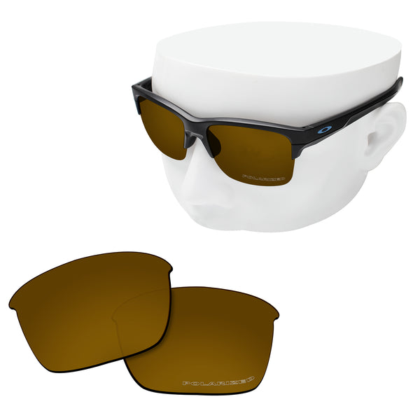 OOWLIT Replacement Lenses for Oakley Thinlink Sunglass