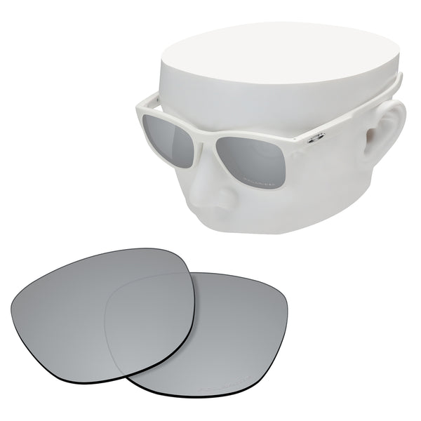 OOWLIT Replacement Lenses for Oakley Trillbe X Sunglass