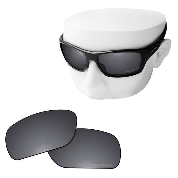 OOWLIT Replacement Lenses for Oakley Turbine Sunglass