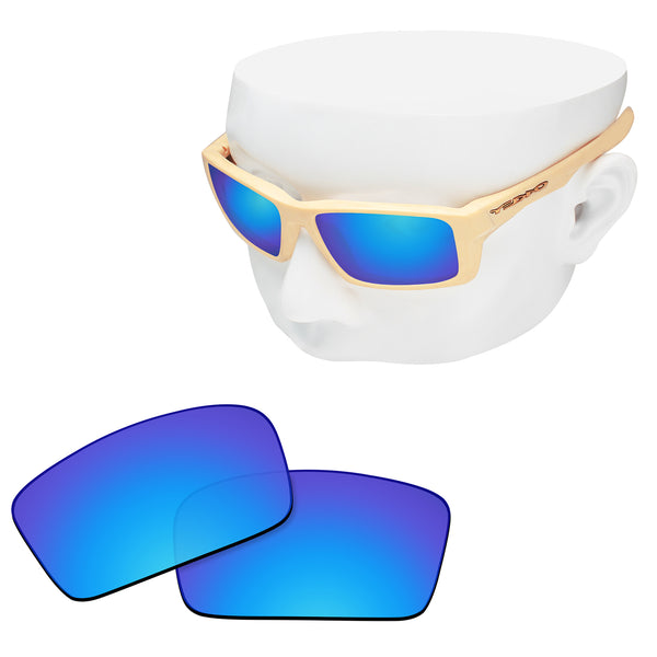 OOWLIT Replacement Lenses for Oakley Twitch Sunglass