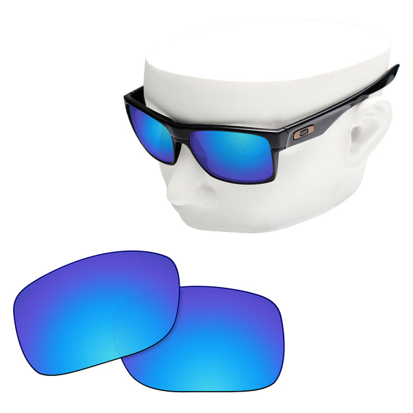 OOWLIT Replacement Lenses for Oakley TwoFace Sunglass