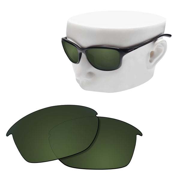 OOWLIT Replacement Lenses for Oakley Unstoppable Sunglass