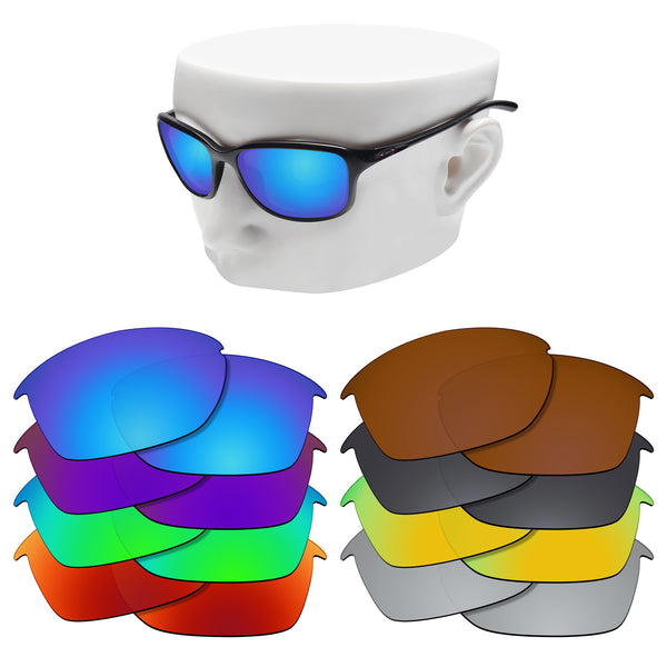 oakley unstoppable replacement lenses polarized