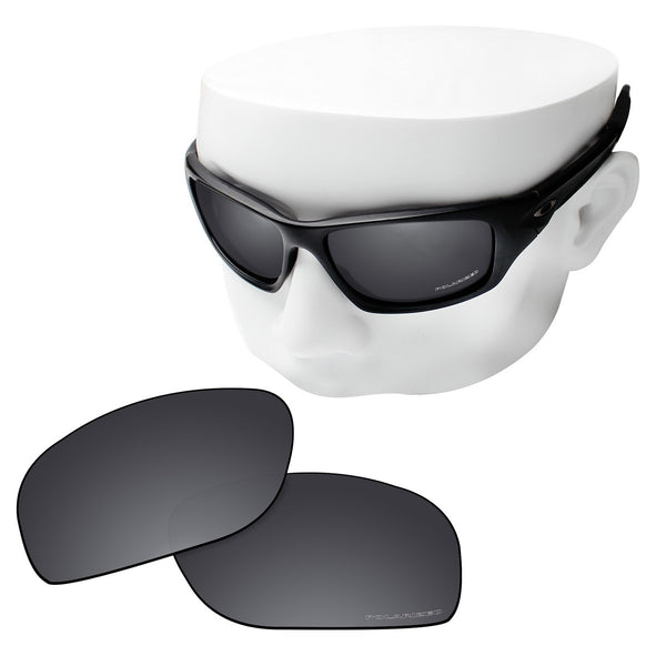 OOWLIT Replacement Lenses for Oakley Valve Sunglass