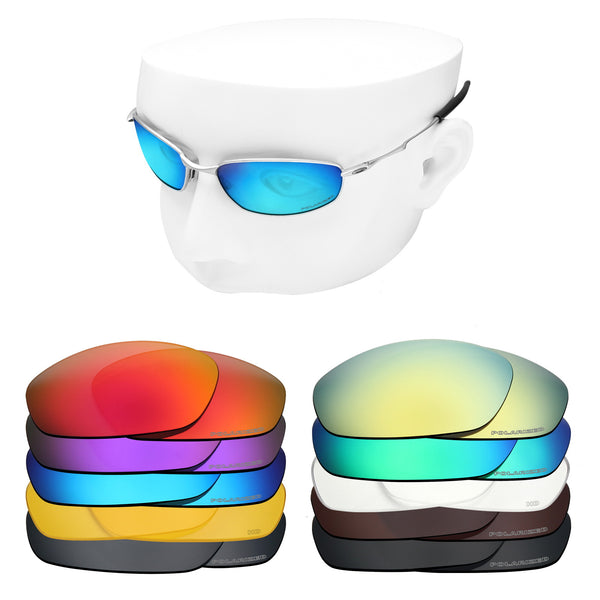 oakley whisker replacement lenses polarized