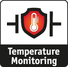 Flex Temprature Monitoring