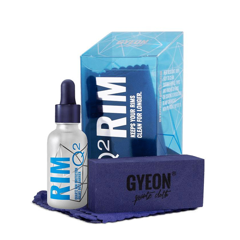 Gyeon Q2 Rim 30ml (Durability 12 Months)-Tyre Protection-Gyeon-30ml-Detailing Shed