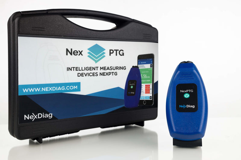 NexDiag NexPTG Professional Thickness Gauge-Thickness Gauge-NexDiag-NexPTG Professional Thickness Gauge Inc (TOOLBOX)-Detailing Shed