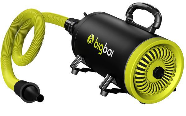 BigBoi BlowR Mini - Touchless Car Dryer with hose