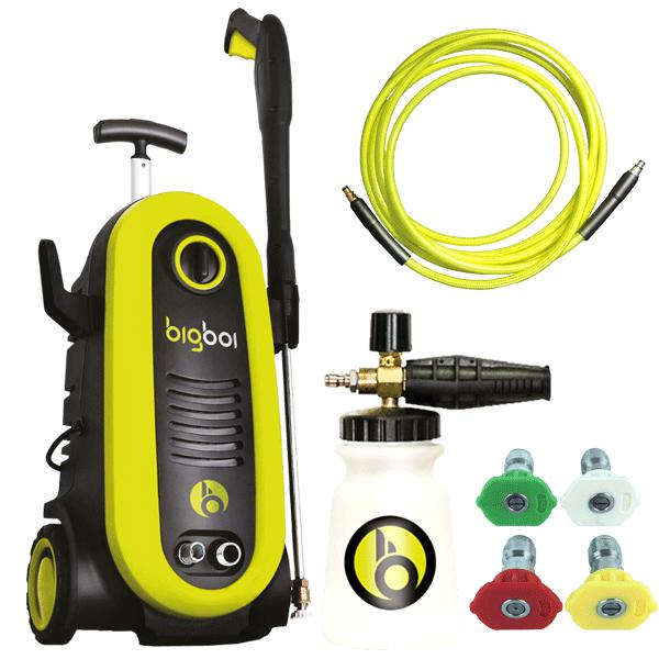 BIGBOI Pressure Washer-Pressure Washer-BigBoi-Standalone Including Foam Canon and Hose-Detailing Shed