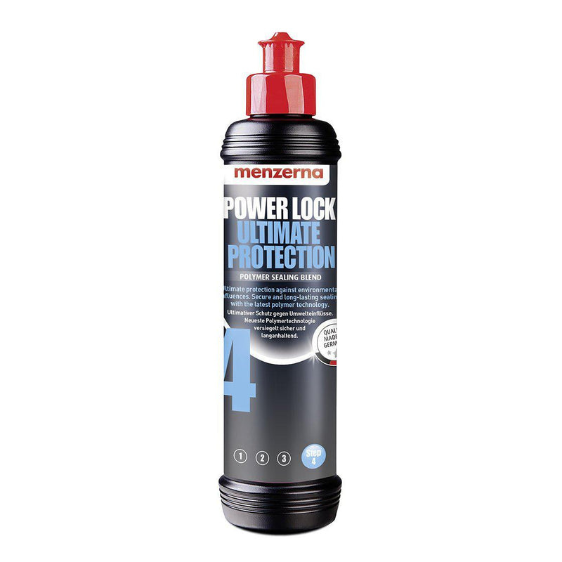 Menzerna Power Lock Polymer Sealant 250ml-All in-Detailing Shed-250ml-Detailing Shed