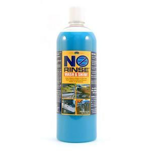 Optimum No Rinse Wash & Shine 946ml bottle v2