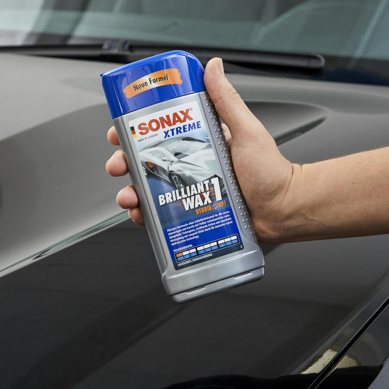 SONAX XTREME BRILLIANTWAX 1 HYBRID NPT - For Newer Cars-Sealant-SONAX-500ml-Detailing Shed