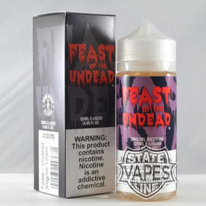 Bomb Sauce Feast of the Undead 120ml - Stateline Vapes