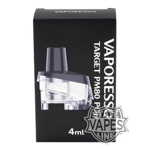 Vaporesso Target PM80 Replacement Pod 2pk