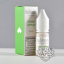 Baton Crisp Apple Nic Salt 10ml50mgStateline Vapes