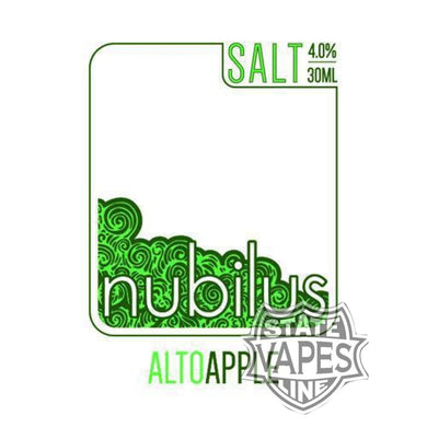 Nubilus Salt - Alto Apple 30Ml