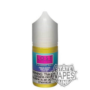 Lost in the Sauce Blackberry Punch Nic Salt 30ml - Stateline Vapes