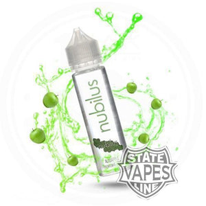 Nubilus Alto Apple 60ml - Stateline Vapes