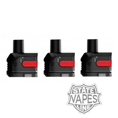 SMOK ALIKE NORD empty Replacement Pods 3pk
