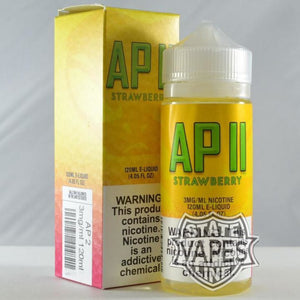 Bomb Sauce Ap Ii 120Ml 3Mg Eliquid