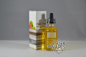 Pachamama Strawberry Guava Jackfruit 60Ml 3Mg Eliquid