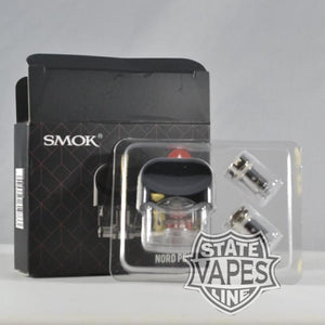 SMOK Nord Replacement Cartridge Combo - Stateline Vapes