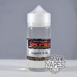 Stateline 100ml Nuport KillaStateline Vapes