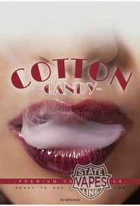 Cotton Candy Premium Vaping Wick - Stateline Vapes