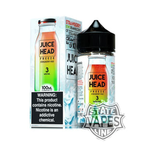 Juice Head Strawberry Kiwi FREEZE 100ml