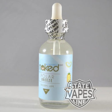 Naked 100 Polar Breeze (Frost Bite) 60Ml Eliquid