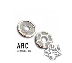 Aspire ARC Revvo Coils 3pckStateline Vapes