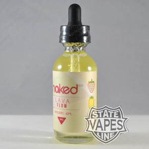Naked 100 Lava Flow Orig 60ml - Stateline Vapes