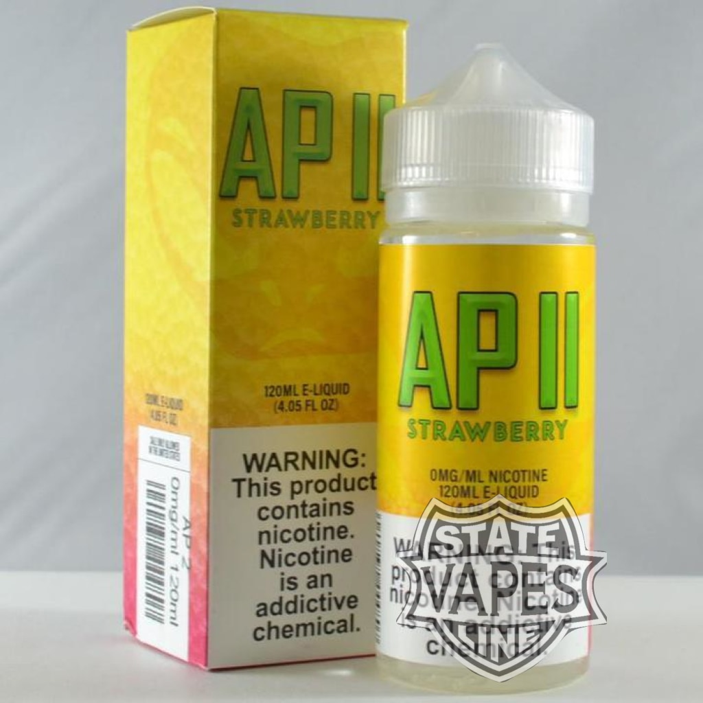 Bomb Sauce Ap Ii 120Ml 0Mg Eliquid
