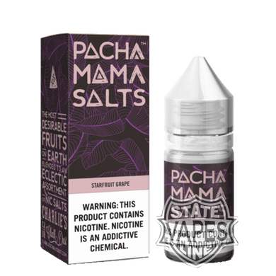 Pacha Salt Starfruit Grape Nic Salt 30mlStateline Vapes